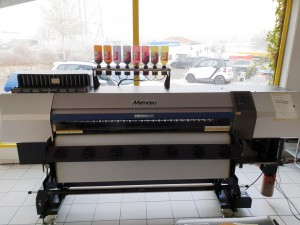 Mimaki TS5-1600AMF Transfer-Sublimationsdrucker